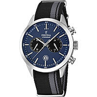 montre chronographe homme Festina Timeless Chronograph F16827/2