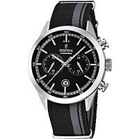 montre chronographe homme Festina Timeless Chronograph F16827/3