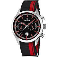 montre chronographe homme Festina Timeless Chronograph F16827/4