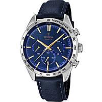 montre chronographe homme Festina Timeless Chronograph F16844/2