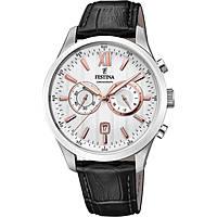 montre chronographe homme Festina Timeless Chronograph F16996/1