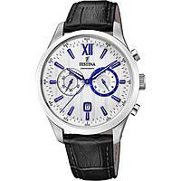 montre chronographe homme Festina Timeless Chronograph F16996/2