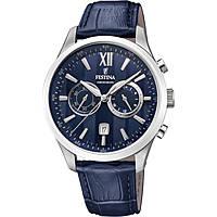 montre chronographe homme Festina Timeless Chronograph F16996/3
