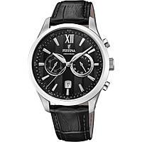 montre chronographe homme Festina Timeless Chronograph F16996/4