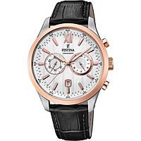 montre chronographe homme Festina Timeless Chronograph F16997/1