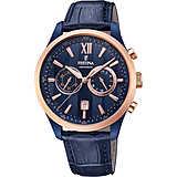 montre chronographe homme Festina Timeless Chronograph F16998/1