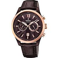 montre chronographe homme Festina Timeless Chronograph F16999/1