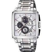 montre chronographe homme Festina Timeless Chronograph F20264/1