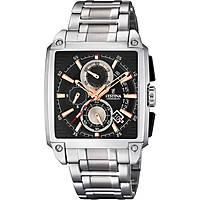 montre chronographe homme Festina Timeless Chronograph F20264/4