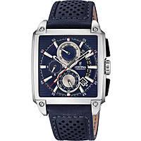montre chronographe homme Festina Timeless Chronograph F20265/2