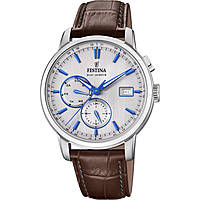 montre chronographe homme Festina Timeless Chronograph F20280/2