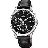 montre chronographe homme Festina Timeless Chronograph F20280/4