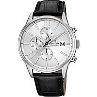 montre chronographe homme Festina Timeless Chronograph F20284/1