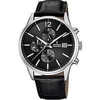 montre chronographe homme Festina Timeless Chronograph F20284/4