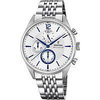 montre chronographe homme Festina Timeless Chronograph F20285/1