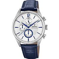 montre chronographe homme Festina Timeless Chronograph F20286/1