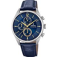 montre chronographe homme Festina Timeless Chronograph F20286/3