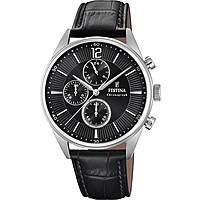 montre chronographe homme Festina Timeless Chronograph F20286/4