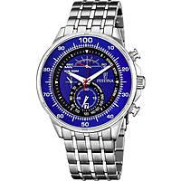 montre chronographe homme Festina Timeless Chronograph F6830/3
