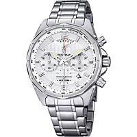 montre chronographe homme Festina Timeless Chronograph F6835/1