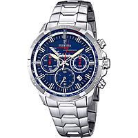 montre chronographe homme Festina Timeless Chronograph F6836/3