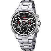 montre chronographe homme Festina Timeless Chronograph F6836/4