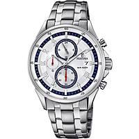 montre chronographe homme Festina Timeless Chronograph F6853/1