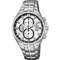 montre chronographe homme Festina Timeless Chronograph F6862/1