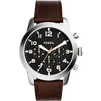 montre chronographe homme Fossil 54 Pilot FS5143