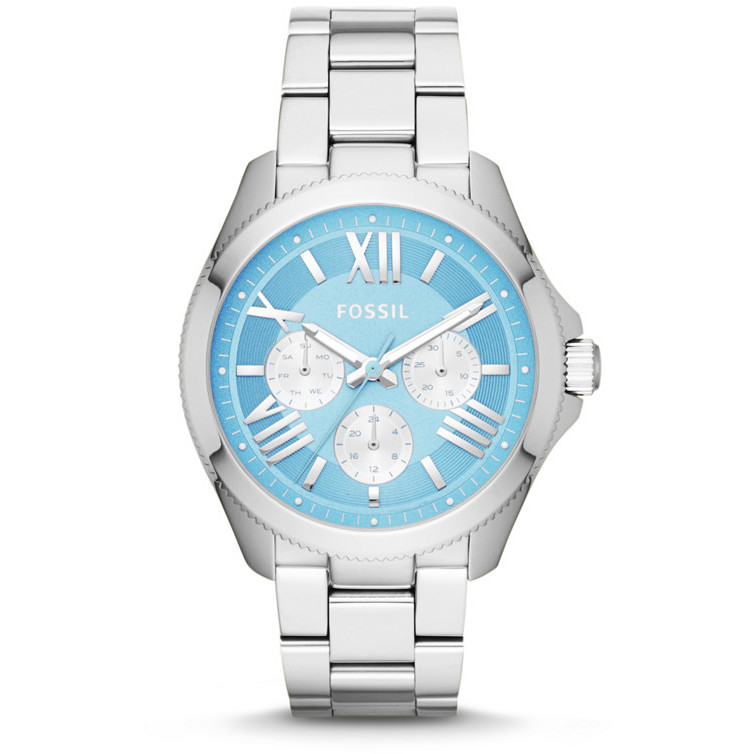 montre chronographe homme Fossil AM4547