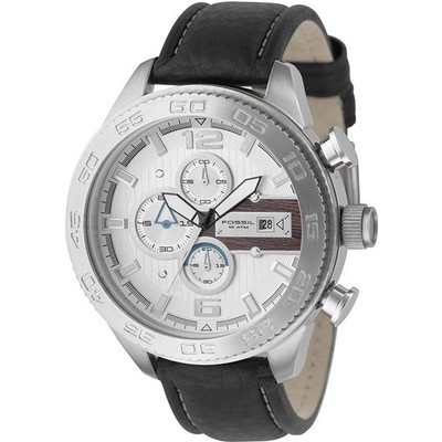 montre chronographe homme Fossil CH2558