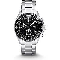 montre chronographe homme Fossil CH2600