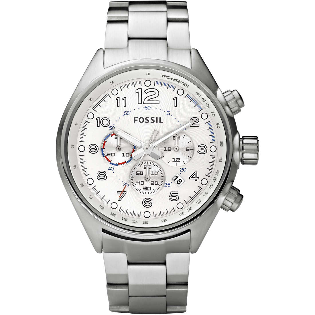 montre chronographe homme Fossil CH2696