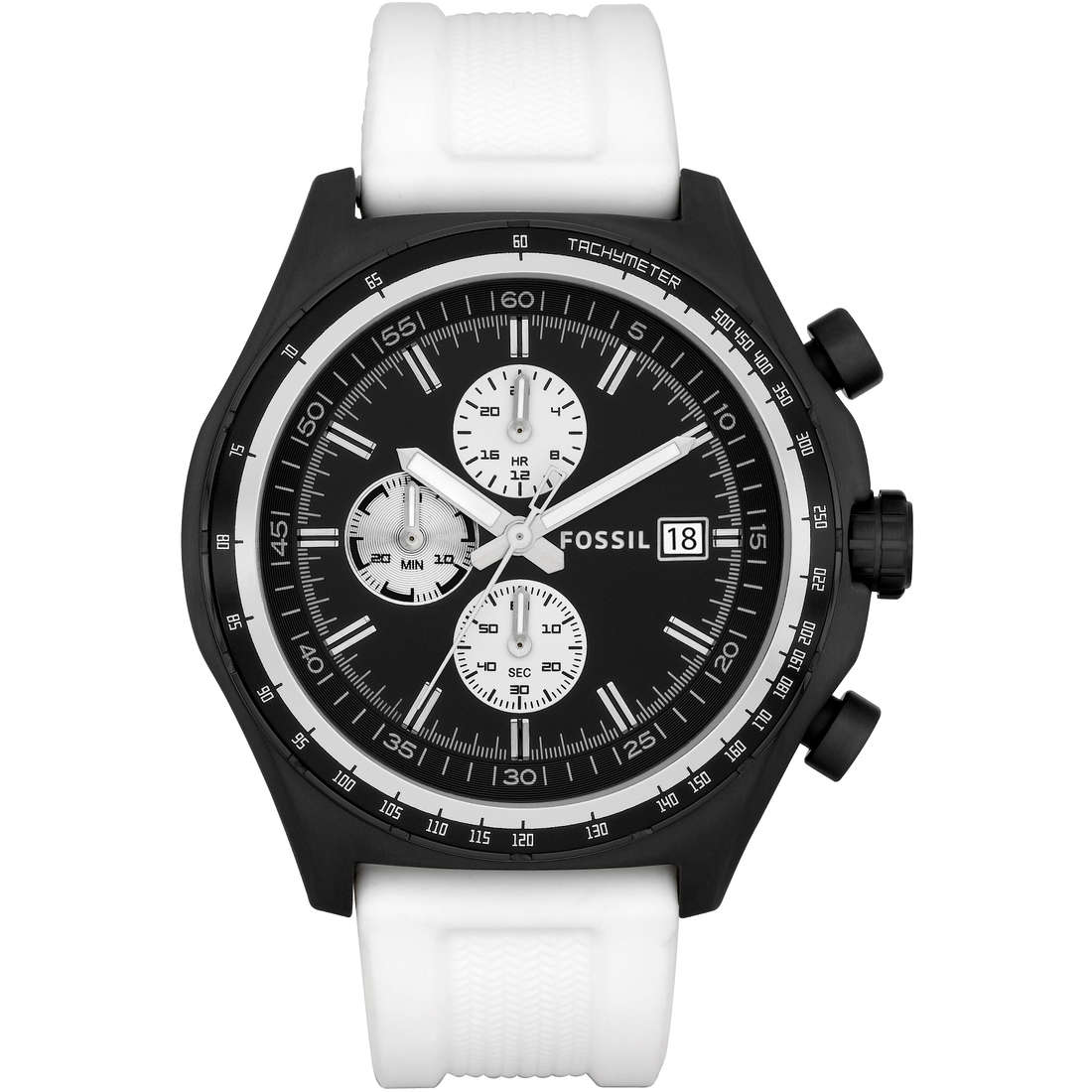 montre chronographe homme Fossil CH2778