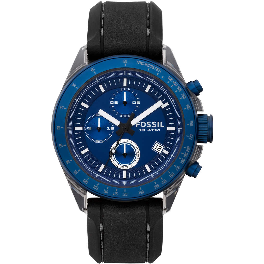 montre chronographe homme Fossil CH2784