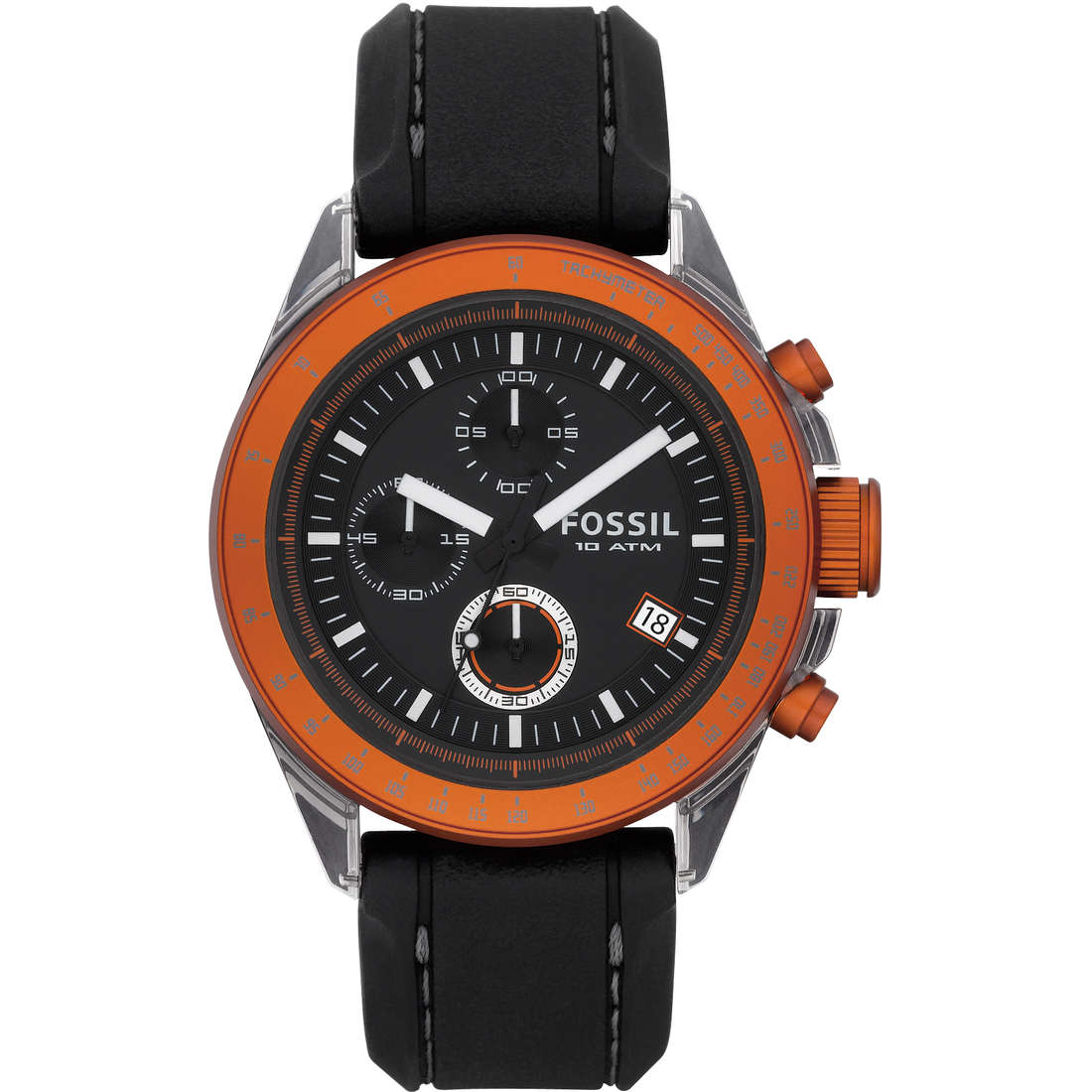 montre chronographe homme Fossil CH2785