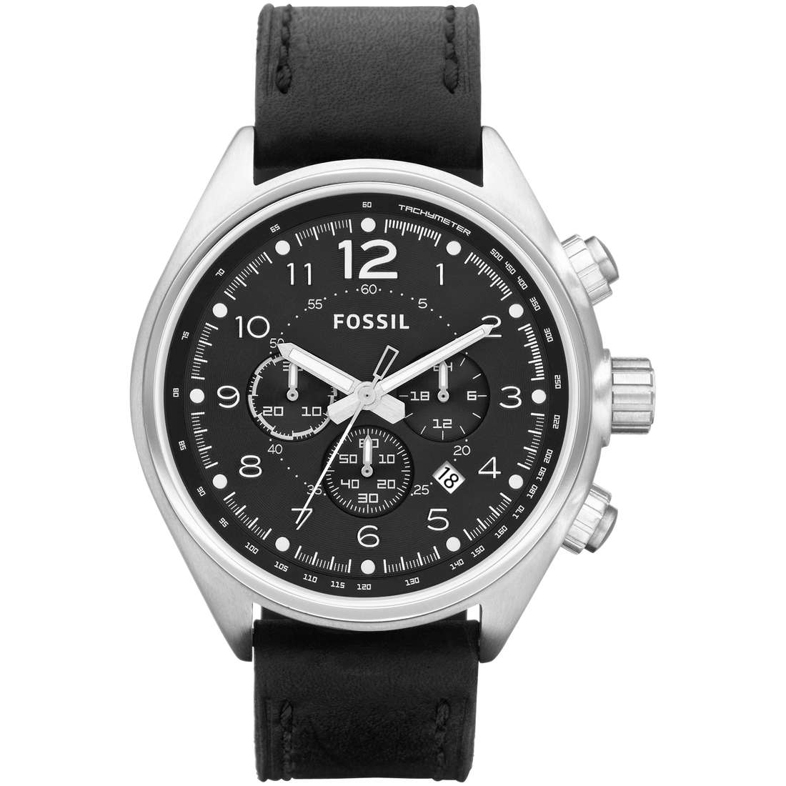 montre chronographe homme Fossil CH2801