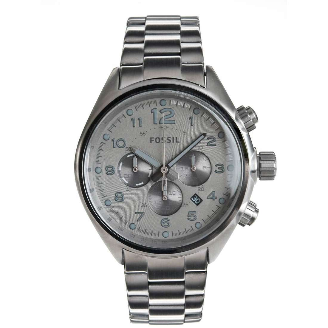 montre chronographe homme Fossil CH2802