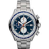 montre chronographe homme Fossil CH2809