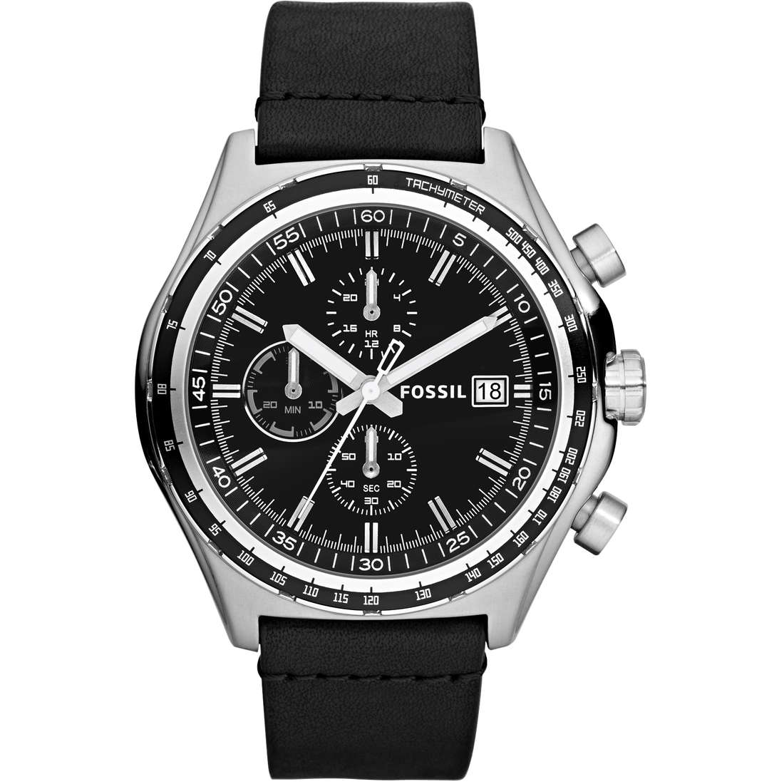 montre chronographe homme Fossil CH2810