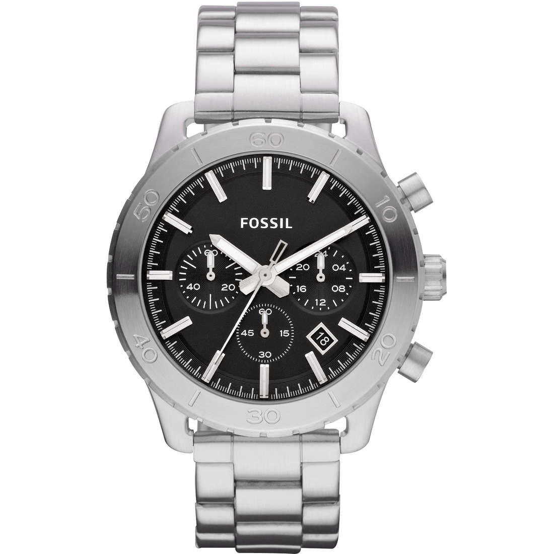 montre chronographe homme Fossil CH2814