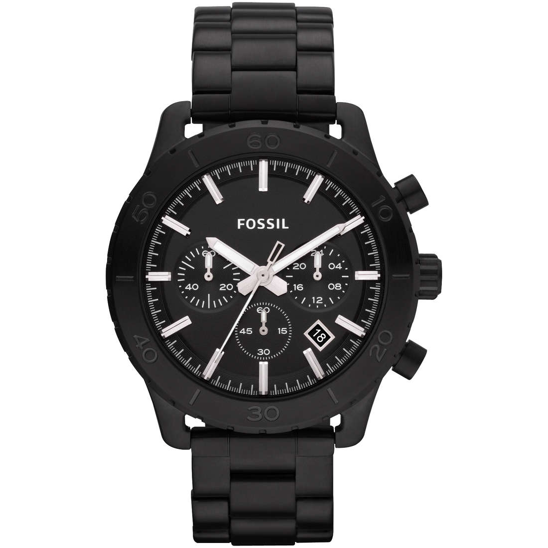 montre chronographe homme Fossil CH2816