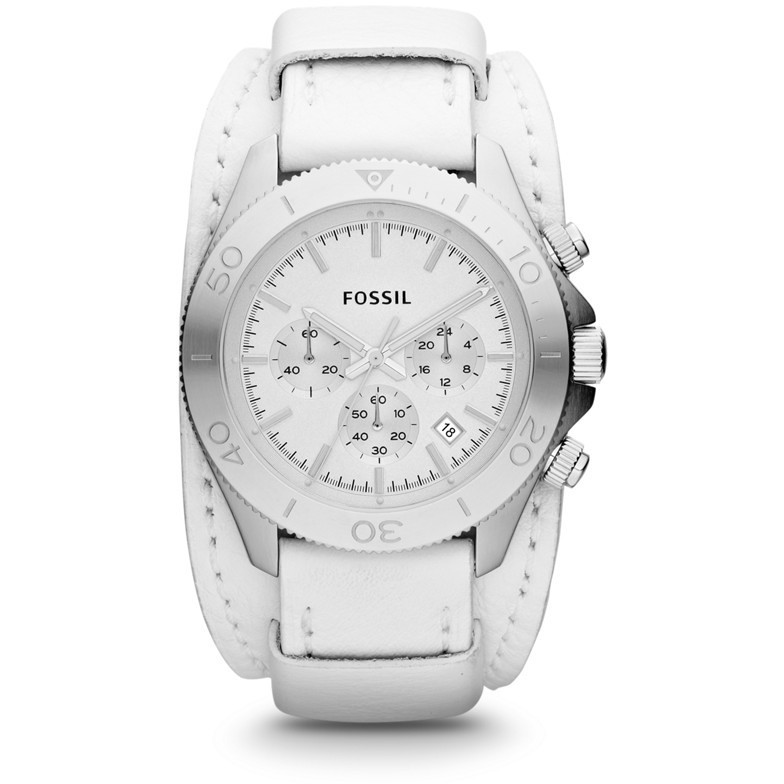 montre chronographe homme Fossil CH2858