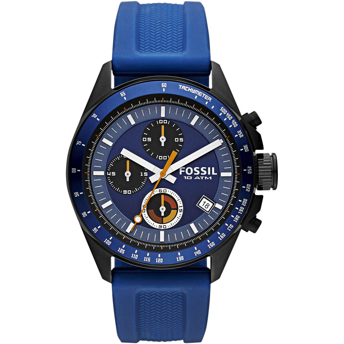 montre chronographe homme Fossil CH2879