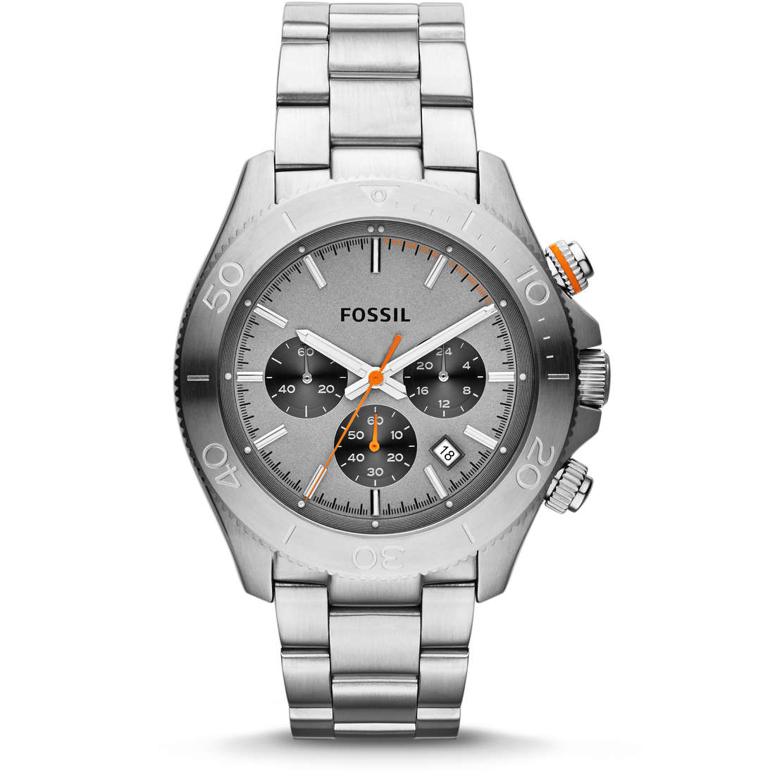 montre chronographe homme Fossil CH2901