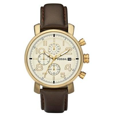 montre chronographe homme Fossil DE5009
