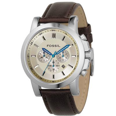 montre chronographe homme Fossil FS4248
