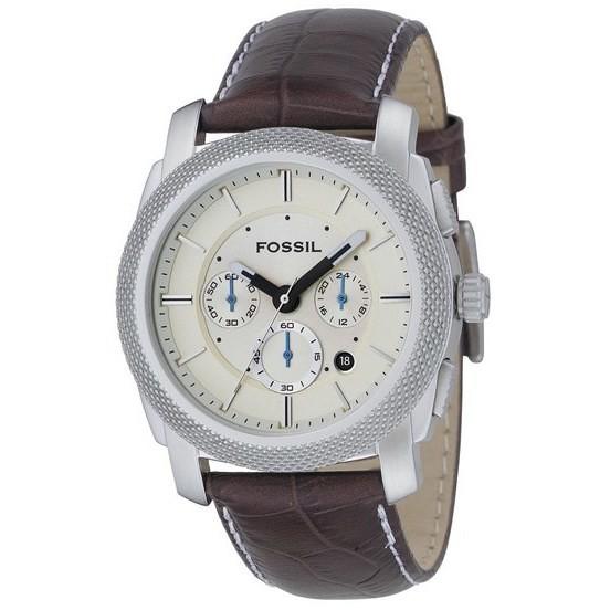 montre chronographe homme Fossil FS4437