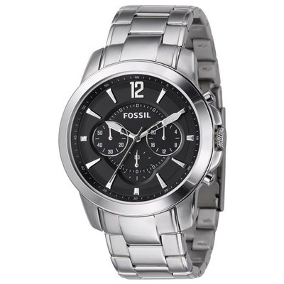 montre chronographe homme Fossil FS4532