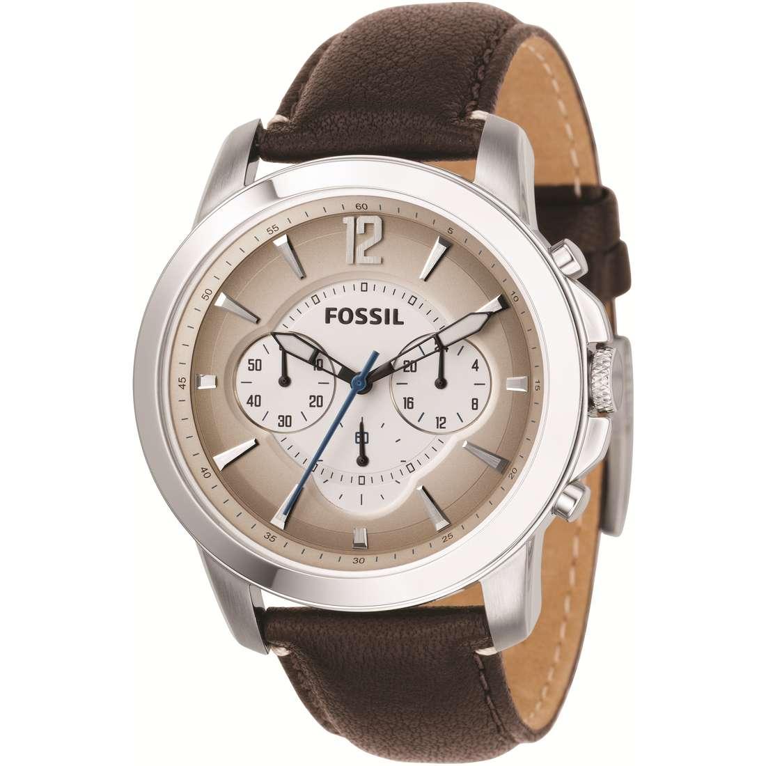 montre chronographe homme Fossil FS4533